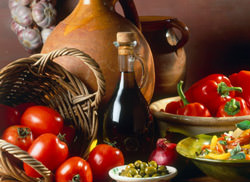 A healthy diet | Olive Oil Times