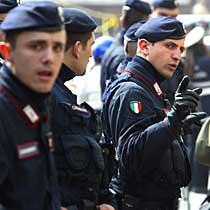 Carabinieri1 | Italian Police Seize Spanish Olive Oil | europe